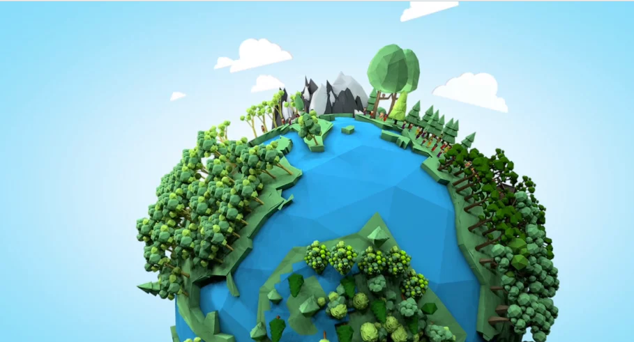 Queen Elizabeth's Common Wealth Canopy Animated Video